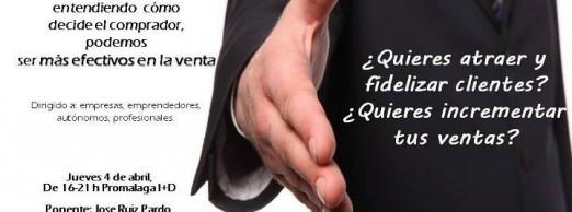 Primer Taller Neuromarketing para Pymes y emprendedores en Málaga