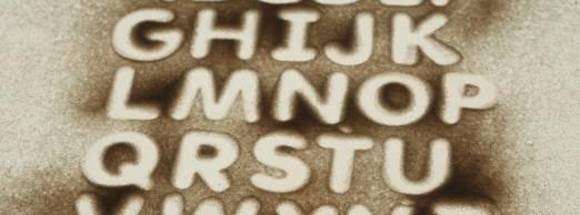 Tipografías, esas grandes olvidadas