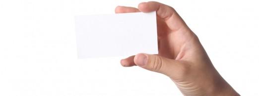 El secreto de una buena tarjeta de visita (2)