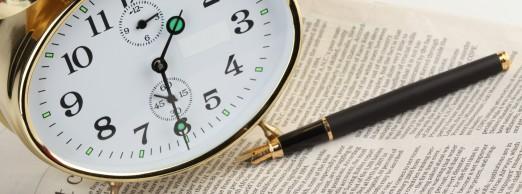 Nuestros tiempos y los tiempos del cliente